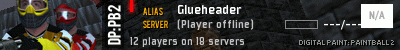 Player tag for Glueheader