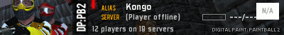 Player tag for Kongo