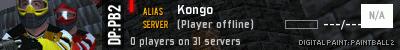 Player tag for Kongo