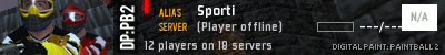Player tag for Sporti